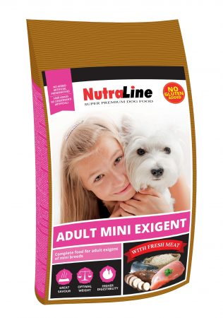 adult mini exigent 8 kg